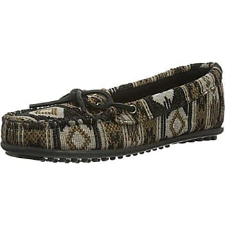Minnetonka Me To We Maasai Moc - mocasines para mujer, color türkis (turquoise/trq), talla 38