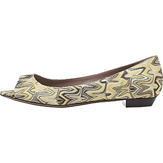 Occasion - Ballerines en toileM Missoni