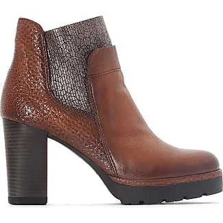 Mjus Boots cuir Fatto