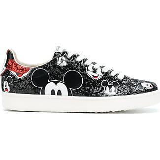Sneakers for Women On Sale, Disney, Silver, Glitter, 2017, 4.5 7.5 MOA Master Of Arts