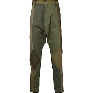 cropped harem cargo pants - Nude & Neutrals Mostly Heard Rarely Seen