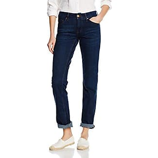Jeans Slim Femme - Bleu - Blau (rinse washed 590) - FR : 30W/30L (Taille Fabricant : 30/30)Mustang