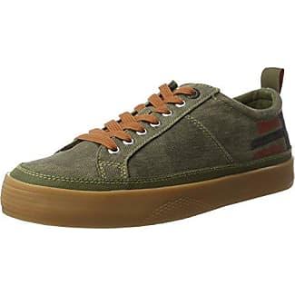 Globe Sneaker - Zapatillas unisex, color marrón, talla talla inglesa UK 07