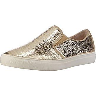 Mighty - Zapatos para mujer, color plateado, talla 39 nat-2