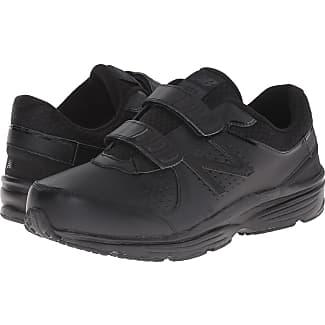 New Balance MW411v2 (Black) Mens Hook and Loop Shoes