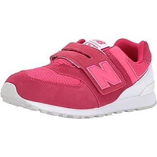 New Balance 373v1, Zapatillas Infantil Unisex Niños, Rosa (Pink/Grey), 23 EU