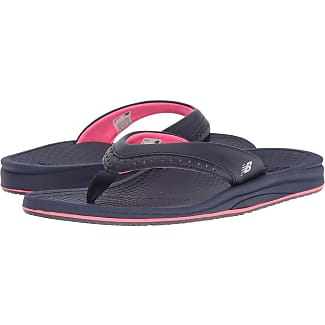 New Balance Renew Thong (Navy/Pink) Womens Sandals