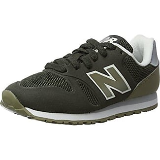 New Balance - KV754, Náuticos Unisex bebé, Negro (Black), 6.5 UK EU