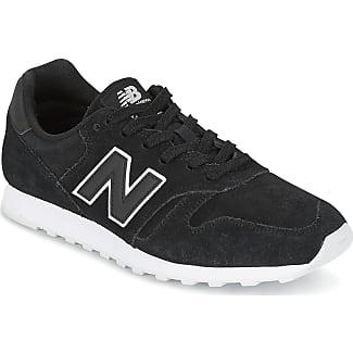new balance 373 noir or rose
