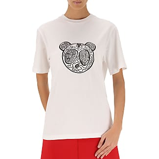 T-Shirt for Women On Sale, Black, Cotton, 2017, 10 NICOPANDA