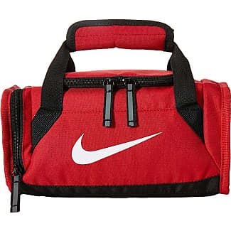Nike Kids Lunch Bag Gym Red Duffel Bags