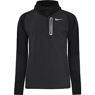 black and white nike hoodie