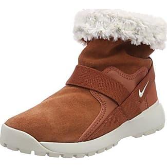 Wmns Golkana Boot Botas de nieve, Mujer, Naranja (Naranja/Beige Claro 203), 41 EU (7 UK) Nike