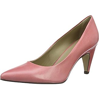 Broadway Babe Shoes, Zapatos con Tacon y Correa de Tobillo para Mujer, Beige (Taupe a), 41 EU Joe Browns