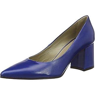 NOE AntwerpNica - Zapatos de Tacón Mujer, Color Azul, Talla 36 EU