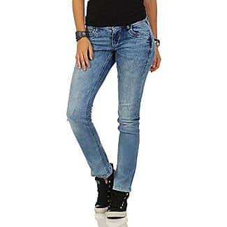Womens Larissa Straight Jeans Mod8