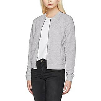 Only Onltracy L/s Jrs, Chaqueta Bomber para Mujer, Multicolor (Sky Captain Detail:Scarlet Flame), 42 (Talla del fabricante: X-Large)