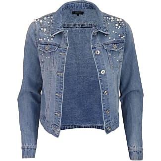 Jeansjacken von 758 marken bis zu 68 stylight - Jeansjacke perlen ...