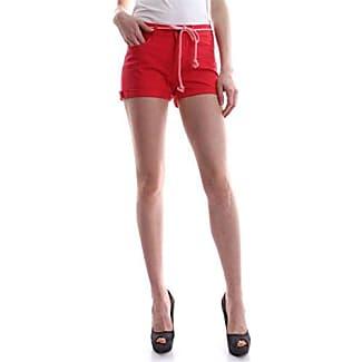 Womens Onlclaudia Reg Belt PNT Short Only