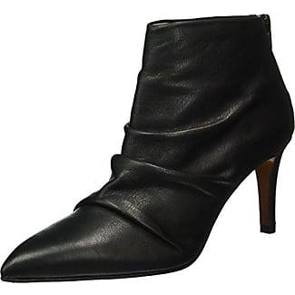 Paco Gil P3090, Zapatillas de Estar por Casa para Mujer, Negro, 36 EU