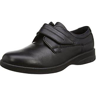 Padders - Zapatos de cordones para hombre, color gris, talla 44