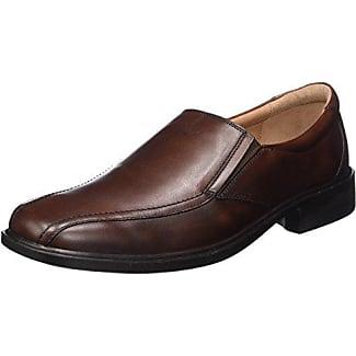 Padders Lunar 636N - Zapatos de Cordones para Hombre, Color Braun (Tan 80), Talla 47
