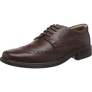 Padders Max - Zapatos de cuero hombre, color marrón, talla 40.5 (7 UK)