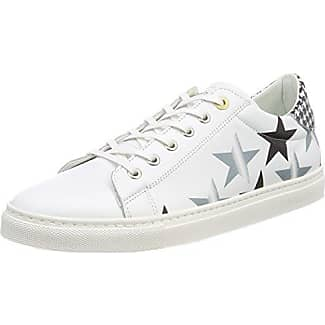 Pantofola d'Oro Imola Donne Low, Zapatillas Para Mujer, Blanco (Bright White), 37 EU