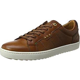 Pantofola D'oro Matera Uomo Low, Zapatillas Para Hombre, Schwarz (Black), 45 EU