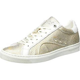 Pantofola D'oro Vasto Donne Low, Zapatillas para Mujer, Blanco (Bright White), 42 EU
