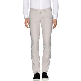 Pants for Men On Sale, Kaki, Cotton, 2017, 30 32 34 Paolo Pecora