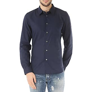 Shirt for Men On Sale, White, Cotton, 2017, S - IT 46 M - IT 48 L - IT 50 XL - IT 52 Paul Smith