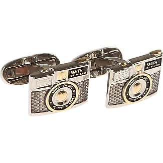 Paul Smith Cufflinks for Men On Sale, Silver, copper, 2017, One Size