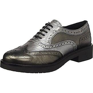 Pennyblack Scultura, Zapatos de Cordones Derby para Mujer, Negro (Nero), 40 EU