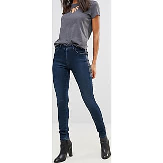 Dynamite High Rise Skinny Jeans - Denim Pepe Jeans London