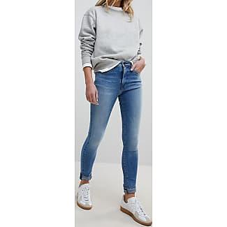 Regent High Waist Skinny Jean - Vintage medium Pepe Jeans London