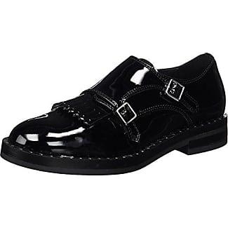 Peperosa 103, Zapatos de Cordones Derby para Mujer, Negro (Nero Nero), 35 EU