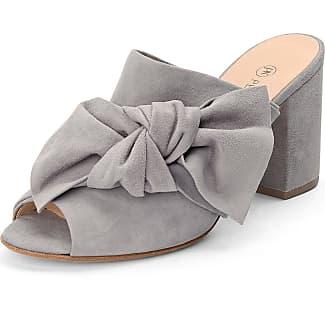 YFF Frauen Flache Schuhe Casual Festen Täglichen Schuhe Ballett Flache Schuhe, Braun, 9.