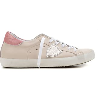 Sneakers for Women On Sale in Outlet, White, Leather, 2017, 7.5 Philippe Model