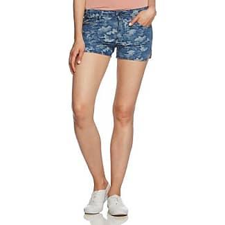 Pieces Pcmom Kim Shorts Lbld, Pantalones Cortos para Mujer, Azul (Light Blue Denim), 36 (Talla del Fabricante: Small)
