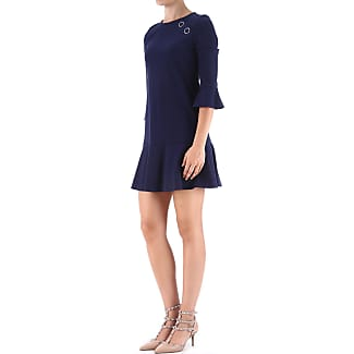 Dress for Women, Evening Cocktail Party On Sale, Night Blue, poliestere, 2017, 10 12 14 6 8 Pinko