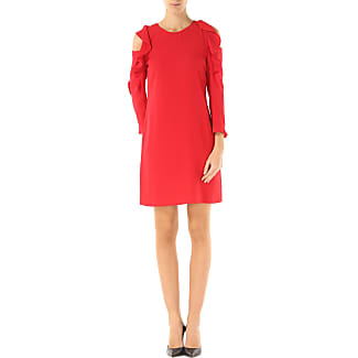 Dress for Women, Evening Cocktail Party On Sale, Peach, Viscose, 2017, 10 8 P.A.R.O.S.H.