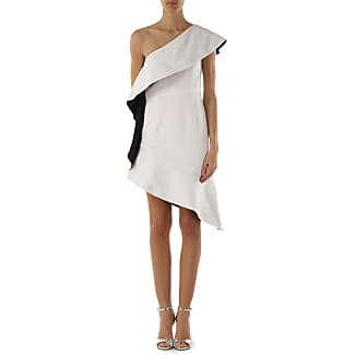 Dress for Women, Evening Cocktail Party On Sale in Outlet, White, polyester, 2017, 12 Pinko