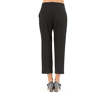 Sweatpants On Sale, Black, Cotton, 2017, 24 28 Pinko