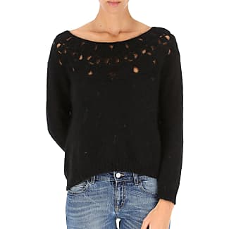 Sweater for Women Jumper On Sale in Outlet, Brown, Angora, 2017, 6 Pinko