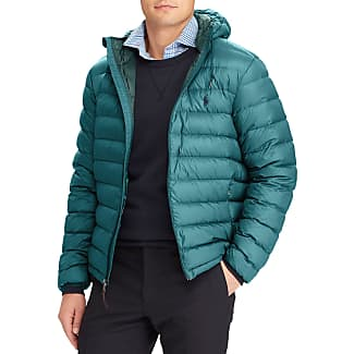 Polo Ralph Lauren Mens Packable Hooded Down Jacket