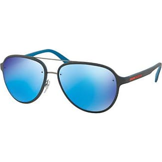 Prada Sunglasses Men Blue