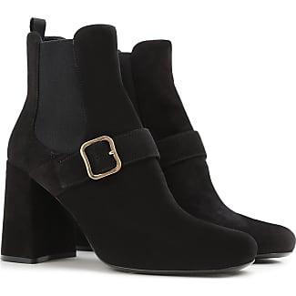 Zapatos de Mujer Baratos en Rebajas Outlet, Negro, Gamuza, 2017, 35 Balenciaga
