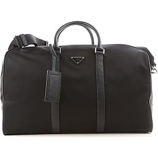 1be812b8e495 ... where to buy prada weekender duffel bag for men black nylon 2017 one  size ccd3a d467f