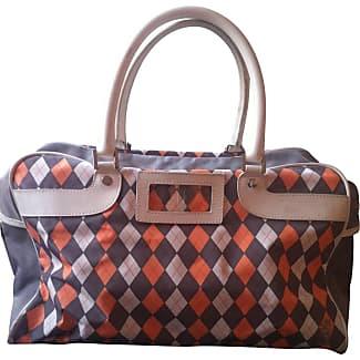 Pre-owned - Leather handbag Pringle Of Scotland